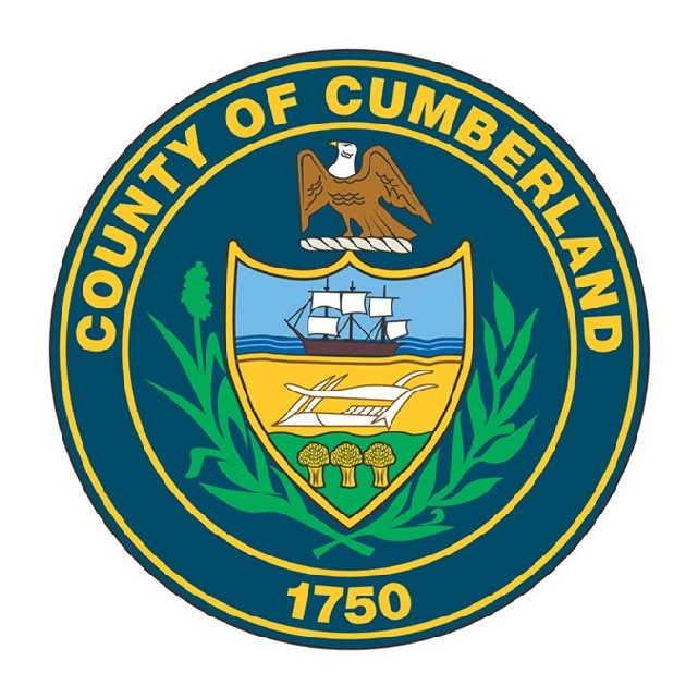 County of Cumberland 1750