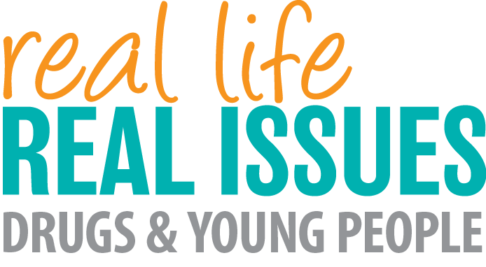 Real Life, Real Issues - Logo
