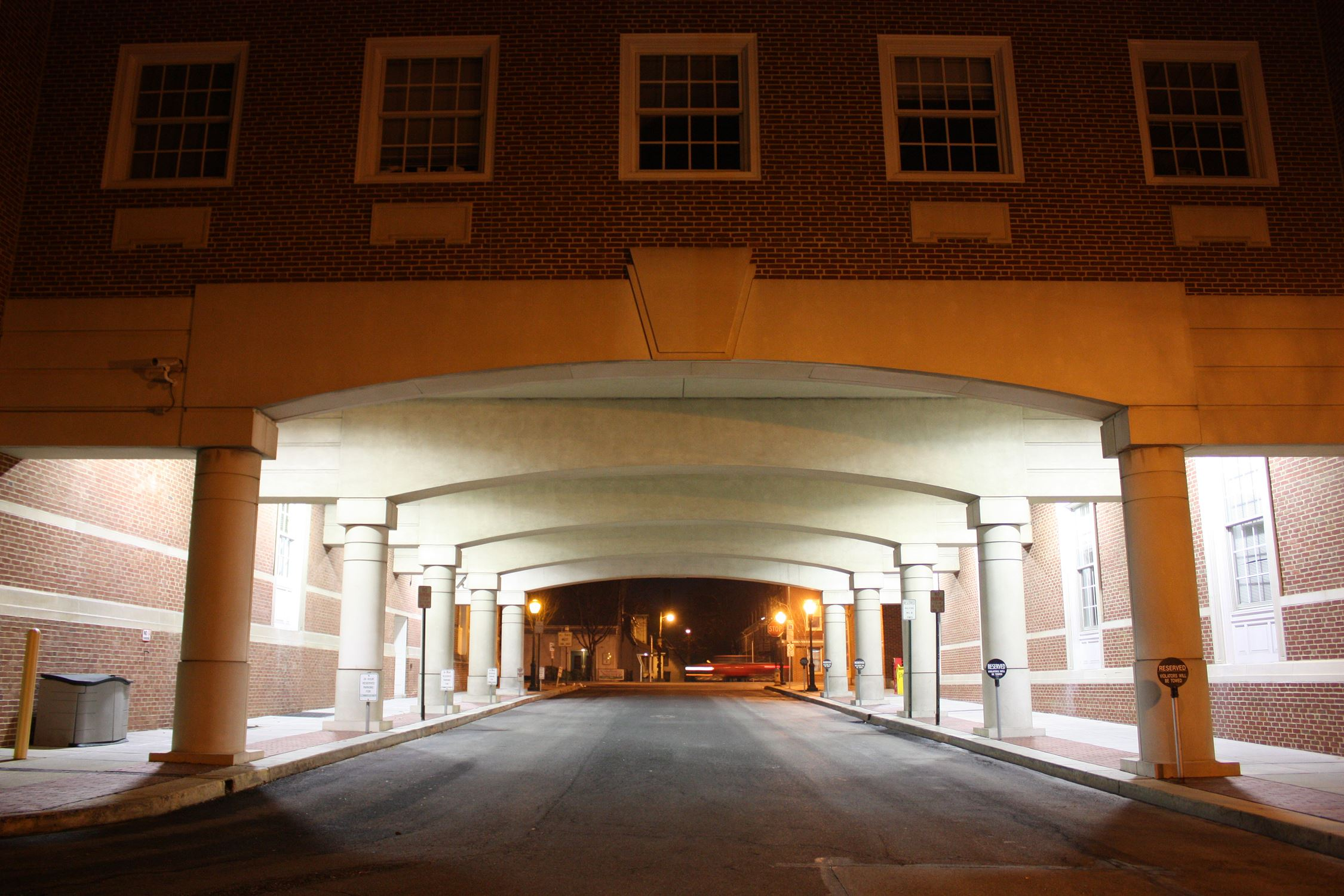 1 LED Energy Saving Lighting at Cumberland County Courthouse