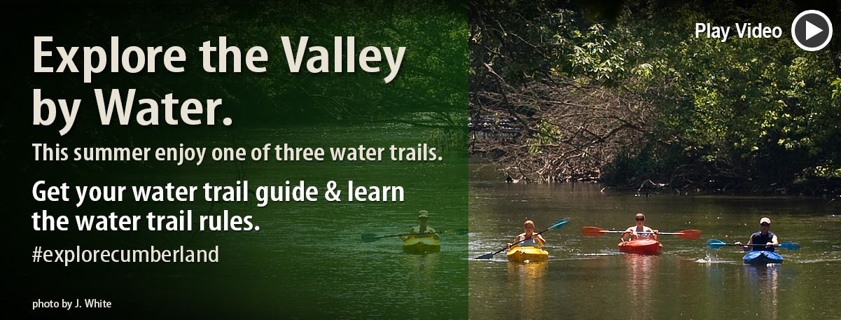 Watch the Cumberland County Water Trail Rules Video.