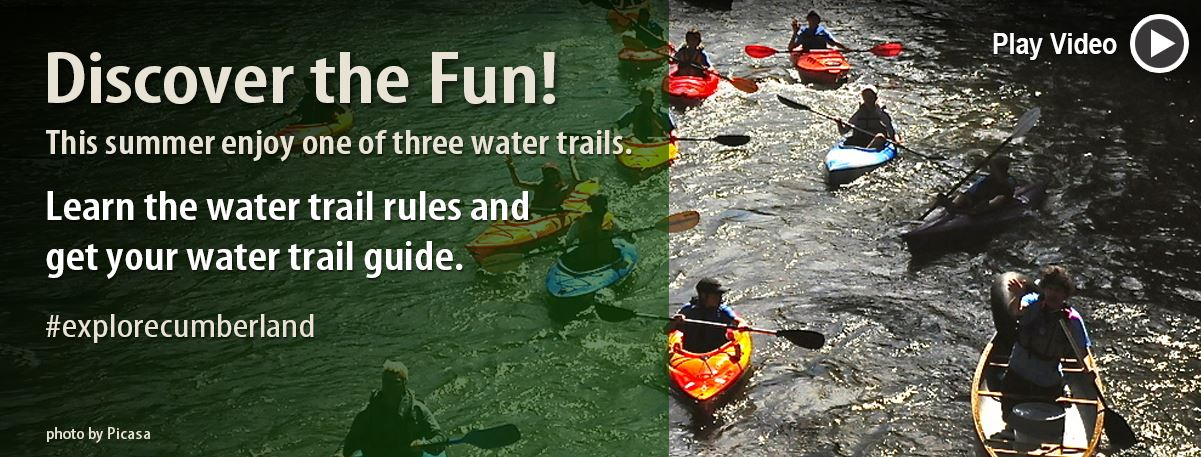 Learn the water trail rules and get your water trail guide.