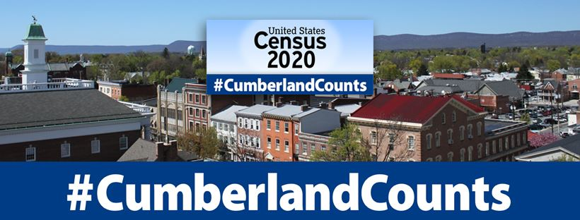 Census 2020 . Facebook Cover Photo