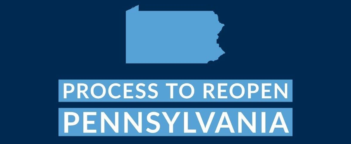 Process To Reopen Pennsylvania