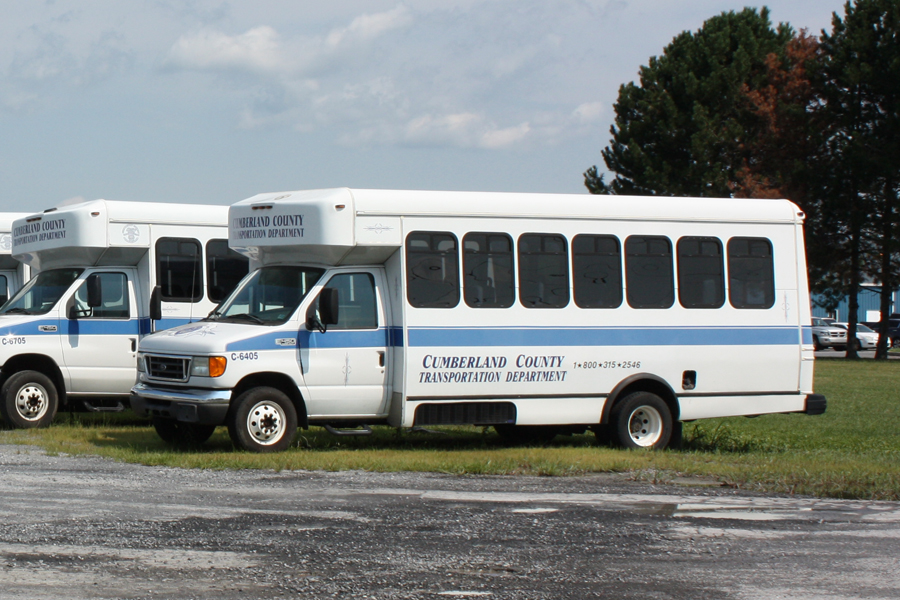 Current Cumberland County Bus