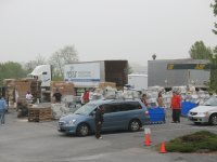 2008 Electronics Recycling Event
